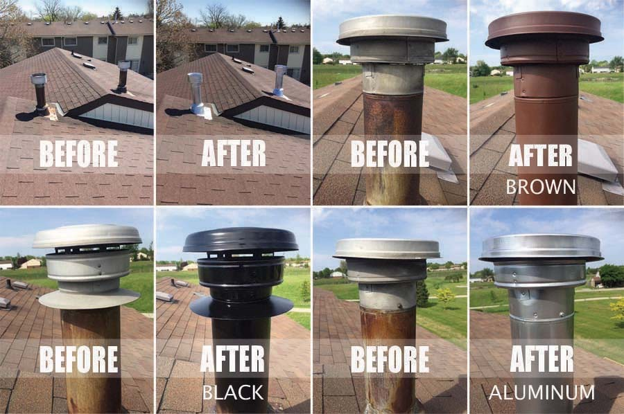 B Vents Hamilton Ontario | Chimney Maintenance Hamilton Ontario