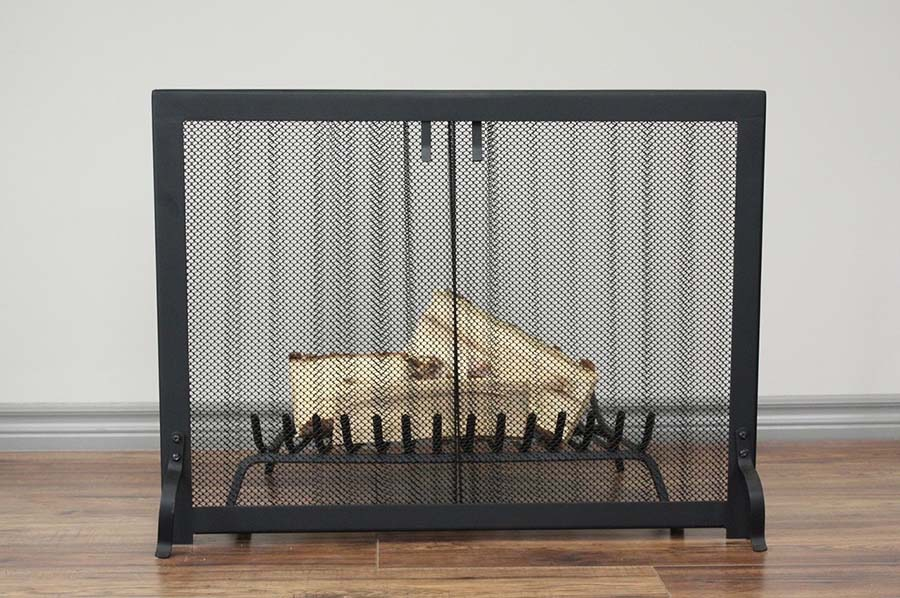 Fireplace Mesh Curtains Hamilton Ontario