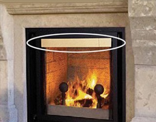 Fireplace Smoke Guard installation in Hamilton, Burlington, Oakville, Mississauga, Etobicoke, Toronto, Ontario